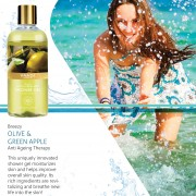 breezy-olive-green-apple-shower-gel