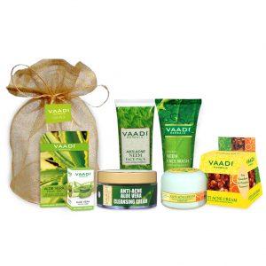Acne Treatment Set – Aloe Vera