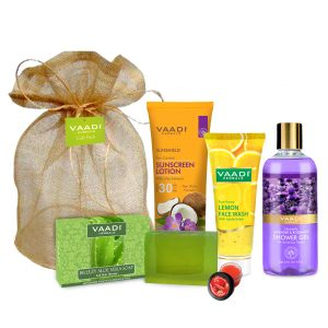 All Purpose Complete Skin Care Travel Kit