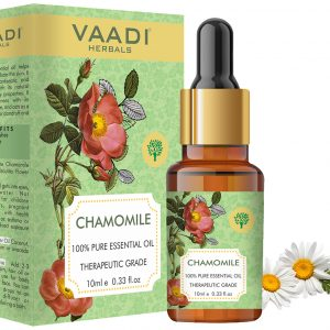 Chamomile Essential Oil 1