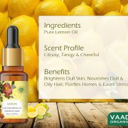 Lemon Essential Oil 3