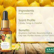 Lemon Essential Oil 3