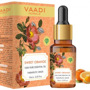 Sweet Orange Essential Oil 1
