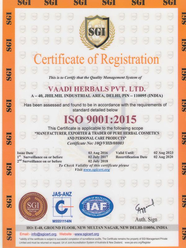 ISO-Certificate-Vaadi